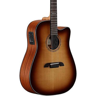 Alvarez AD60CESHB Dreadnought Acoustic-Electric Guitar
