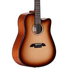 Alvarez AD610CE-12SHB Artist Dreadnought 12-String  Acoustic-Electric Guitar