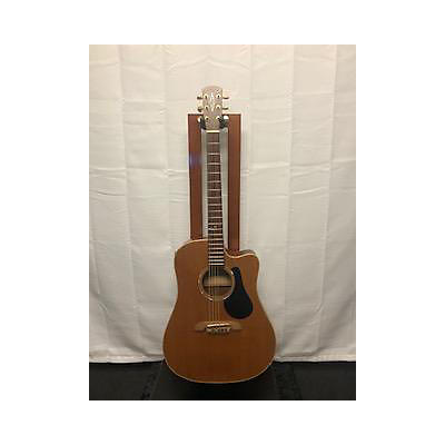 Alvarez AD62SC Acoustic Electric Guitar