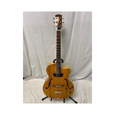 Alvarez AD65CE Hollow Body Electric Guitar