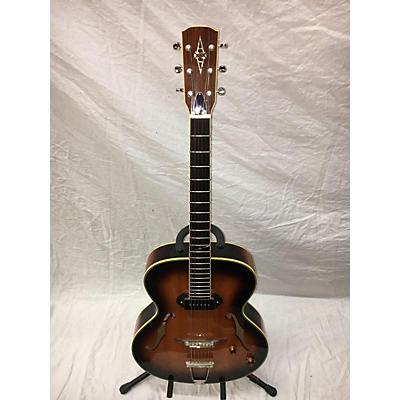 Alvarez AD65E Hollow Body Electric Guitar
