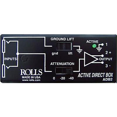 Rolls ADB2 Phantom Direct Box