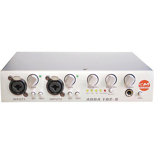 SM Pro Audio ADDA 192-S Stereo Digital Audio Converter