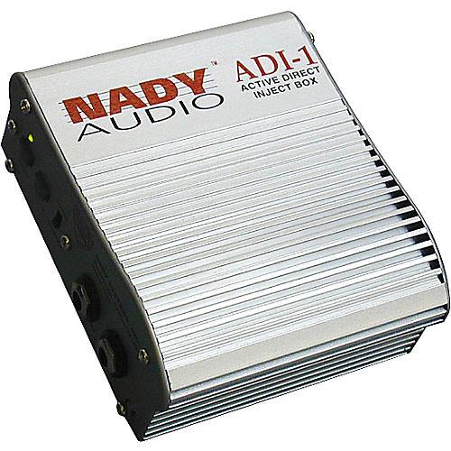 Nady ADI-1 Active Direct Box Condition 1 - Mint