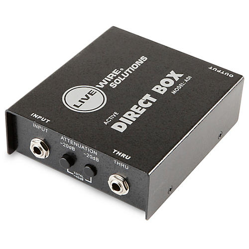 Livewire ADI Active DI Direct Box Condition 1 - Mint