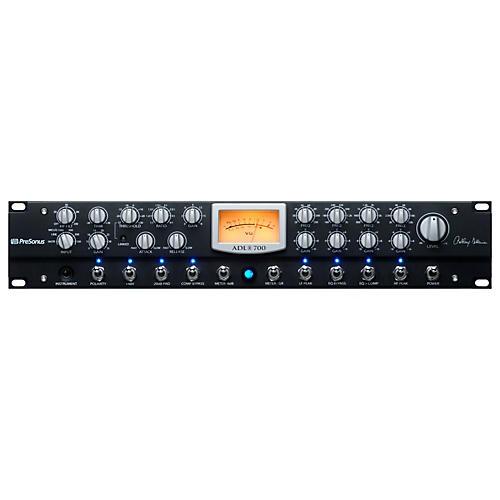 PreSonus ADL 700 Single-Channel Class A Tube Microphone Preamplifer/EQ/Compressor