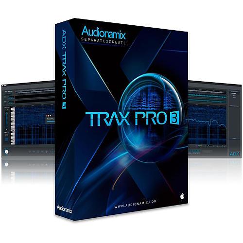 Audionamix ADX TRAX PRO 3 Non-Destructive Spectral Separation