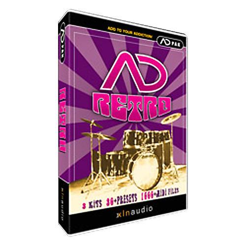 XLN Audio ADpak Retro