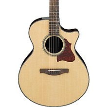 Open Box Ibanez AE Series AE305NT Solid Top Acoustic-Electric Guitar