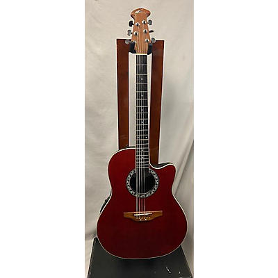 Ovation AE128 Acoustic Electric Guitar