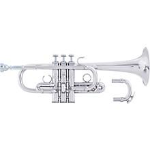AE190 Stradivarius Artisan Series Eb Trumpet AE190S Silver