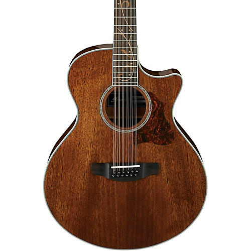 Ibanez AE2412 12-String Acoustic-Electric Guitar