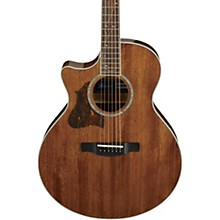 Open BoxIbanez AE245L Left-Handed Acoustic-Electric Guitar