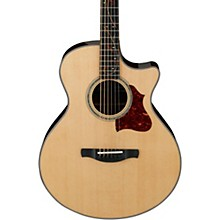 Open Box Ibanez AE255BT Baritone Acoustic-Electric Guitar