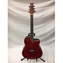 Applause AE44IIP-CHF Acoustic Electric Guitar