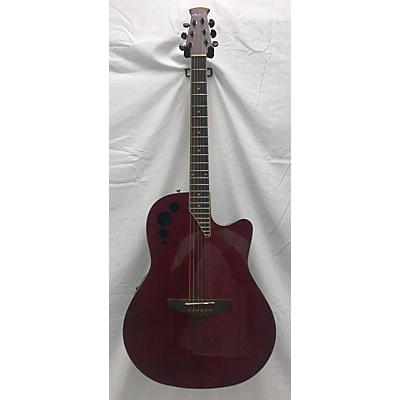 Applause AE44ii Acoustic Electric Guitar
