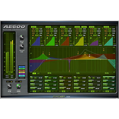 McDSP AE600 Active EQ HD v6