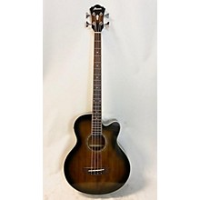 Ibanez AEB10EDVS Acoustic Bass Guitar