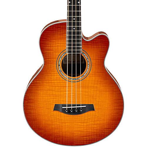 ibanez aeb20e acoustic electric bass guitar gloss vintage violin musician 39 s friend. Black Bedroom Furniture Sets. Home Design Ideas