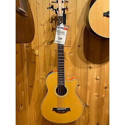 Ibanez AEB30-LG-OP-02 Acoustic Bass Guitar