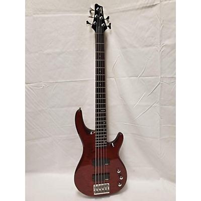 Alvarez AEB5 Electric Bass Guitar