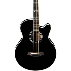 AEB5E Acoustic-Electric Bass Black