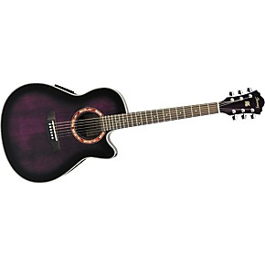 ibanez aef18e acoustic electric guitar with onboard tuner musician 39 s friend. Black Bedroom Furniture Sets. Home Design Ideas