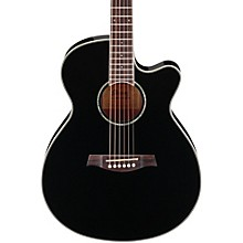 AEG10II Cutaway Acoustic-Electric Guitar Black