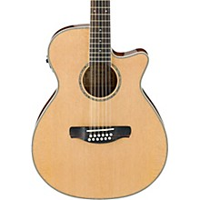 Ibanez AEG1812IINT 12-String Acoustic-Electric Guitar