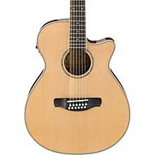 Open BoxIbanez AEG1812IINT 12-String Acoustic-Electric Guitar