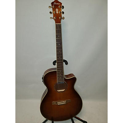 Ibanez AEG20II Left Handed Acoustic Electric Guitar
