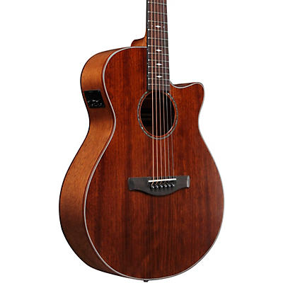 Ibanez AEG220 Solid Top Grand Concert Acoustic-Electric Guitar