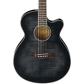 ibanez aeg240 thinline recording acoustic electric guitar musician 39 s friend. Black Bedroom Furniture Sets. Home Design Ideas