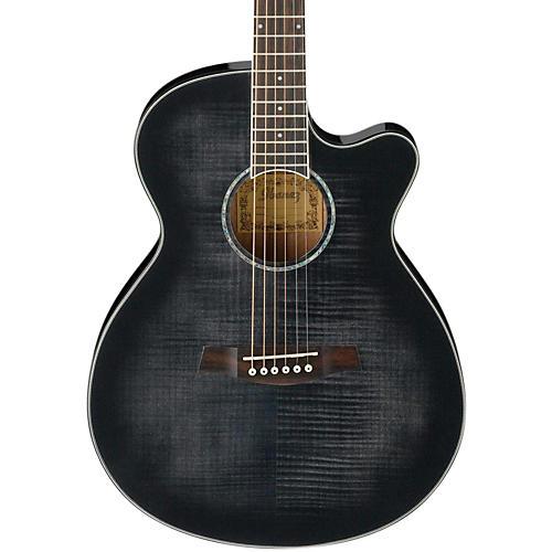 Ibanez AEG240 Thinline Recording Acoustic-Electric Guitar