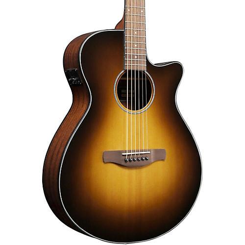 Ibanez AEG50 Grand Concert Acoustic-Electric Guitar Dark Honey Burst High Gloss