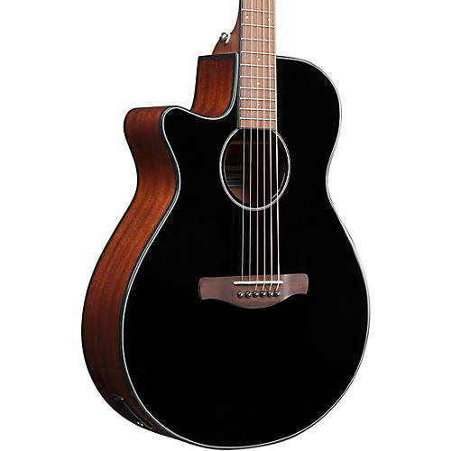 Ibanez AEG50L Grand Concert Acoustic-Electric Guitar Black