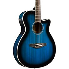 Ibanez AEG8E Cutaway Acoustic-Electric Guitar