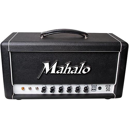 Mahalo AEM50 45W Guitar Tube Head Condition 1 - Mint