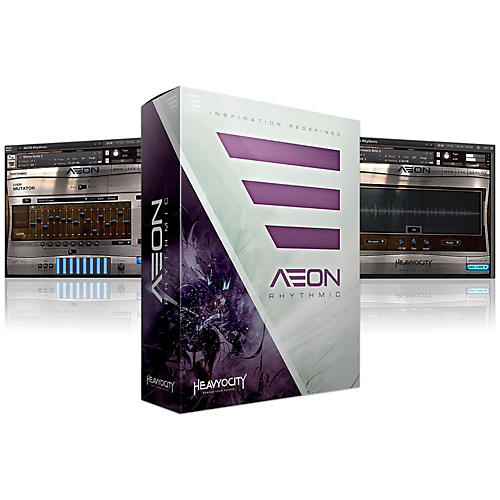 Heavyocity AEON Rhythmic Software Download