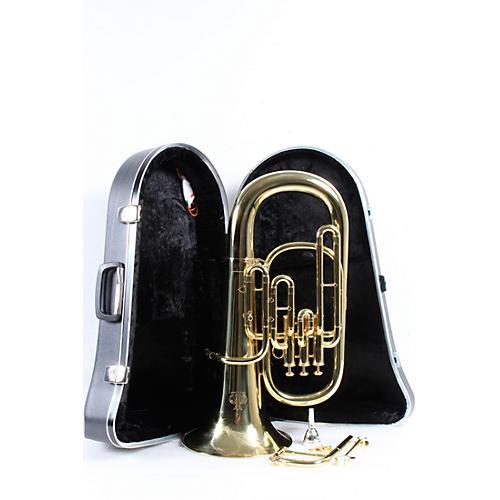Amati AEP 231EC Series Convertible 3-Valve Euphonium Condition 3 - Scratch and Dent AEP 231EC Lacquer 194744033117