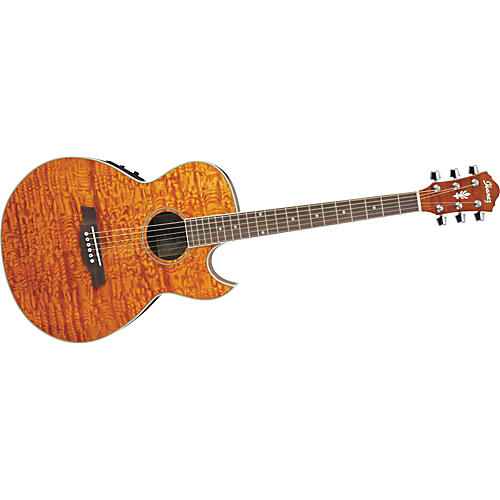 Ibanez AES10E Mini Jumbo Acoustic-Electric Guitar
