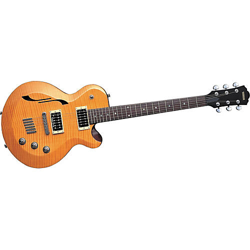 yamaha aes620hb hollowbody electric guitar musician 39 s friend. Black Bedroom Furniture Sets. Home Design Ideas