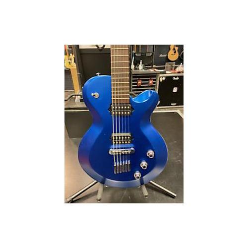 Yamaha AES820 Solid Body Electric Guitar Metallic Blue