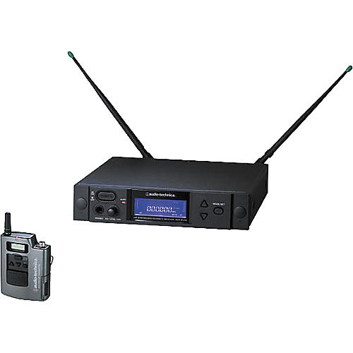 Audio-Technica AEW-4110 Artist Elite UniPak Wireless System