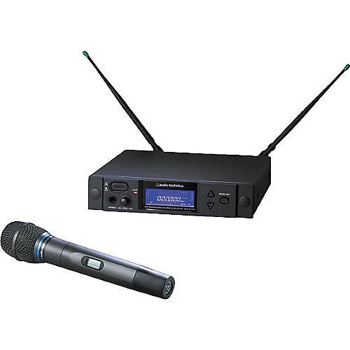 Audio-Technica AEW-4250 Artist Elite Handheld Cardioid Condenser Mic System