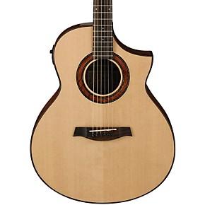 ibanez aew23mvnt movingui exotic wood acoustic electric guitar musician 39 s friend. Black Bedroom Furniture Sets. Home Design Ideas
