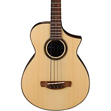 Open Box Ibanez AEWB32 Short-Scale Acoustic-Electric Bass