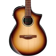 AEWC300 Comfort Acoustic-Electric Guitar Brown Sunburst