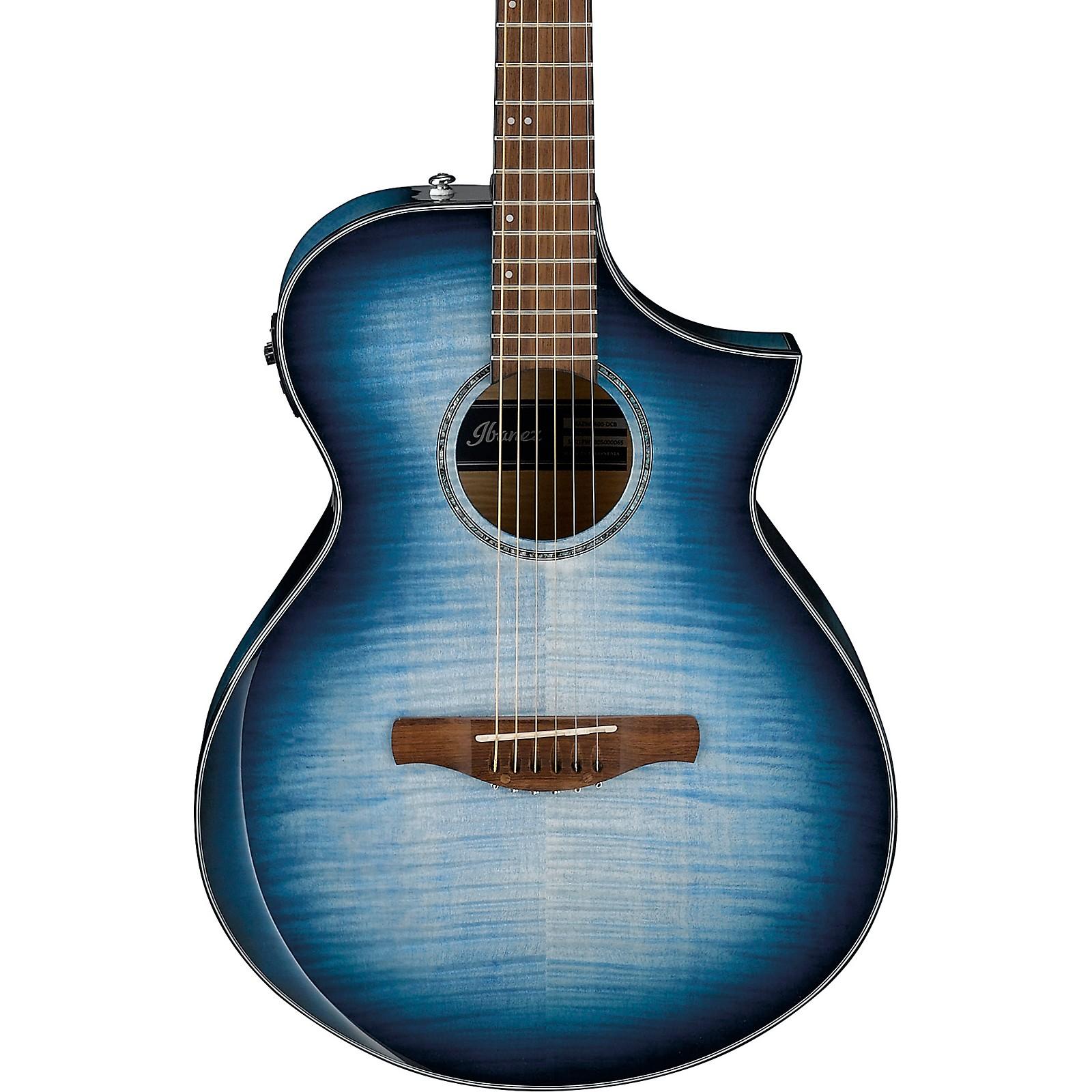 Ibanez AEWC400 Comfort Acoustic-Electric Guitar