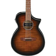 Open Box Ibanez AEWC4012FM 12-String Acoustic-Electric Guitar
